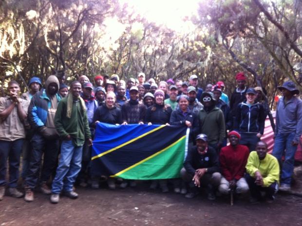 Our Kilimanjaro Crew